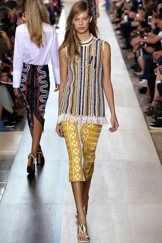 Tory Burch Spring 2015 RTW – Runway – Vogue