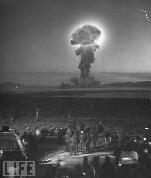 Nuclear testing: