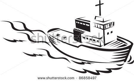 boat illustration - Google 검색