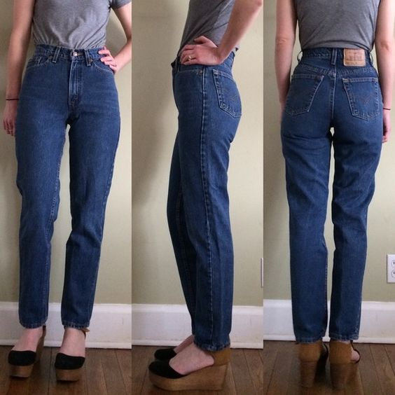 levis jeans mom jeans and high waist on pinterest. Black Bedroom Furniture Sets. Home Design Ideas