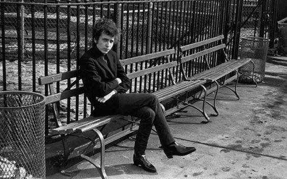 Bob Dylan in 1965: