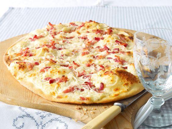 Flammkuchen - Klassiker in köstlichen Variationen - elsaesser-flammkuchen  Rezept