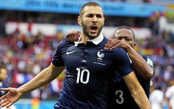 NOE CAPUÑAY TESEN: DOMINGO 15 DE JUNIO DEL 2014 | 15:53 Francia goleó...