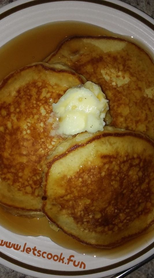 Homemade Pancakes Lets Cook In 2020 Homemade Pancakes Homemade Buttermilk Pancakes Basic Pancake Recipe