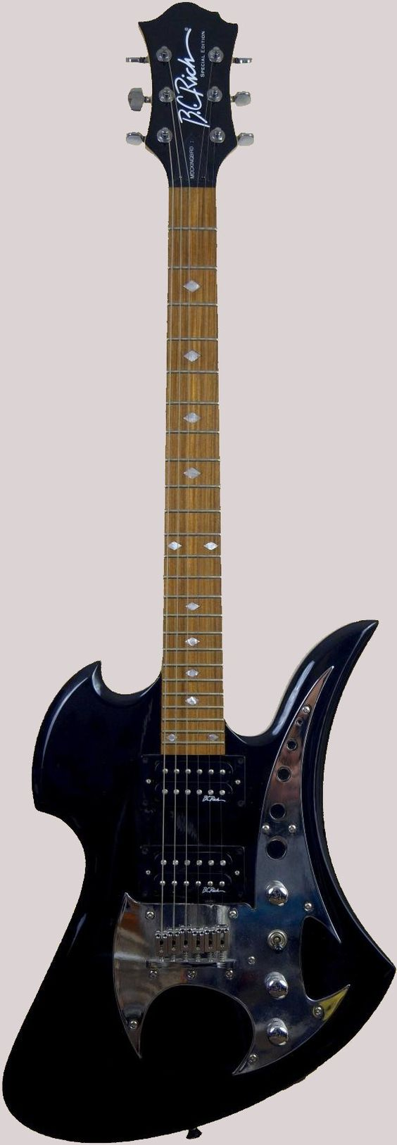 BC Rich Mockingbird evil edge