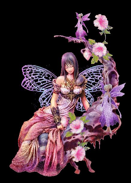 Animated Images Of Fairies