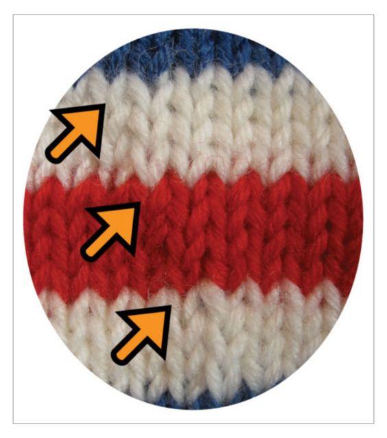 TECHknitting: Jogless stripes--pretty picture version (part 3 of a ...