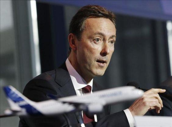 Airbus Group ganó 1.465 millones de euros en 2013, un 22 por ciento más