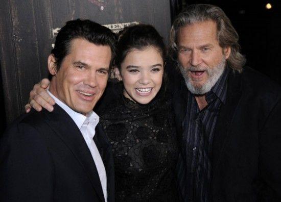 "True Grit Cast | ... film ""True Grit"" in Beverly Hills, California December 9, 2010"