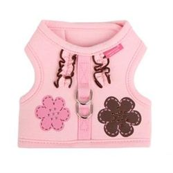 Choco Mousse Harness in Pink