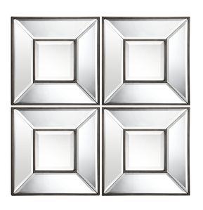 Cooper Classics Olivia Mirror- Set of 4