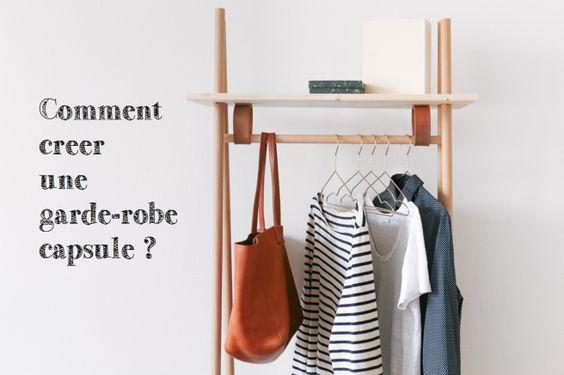 Comment concevoir une garde-robe minimaliste?