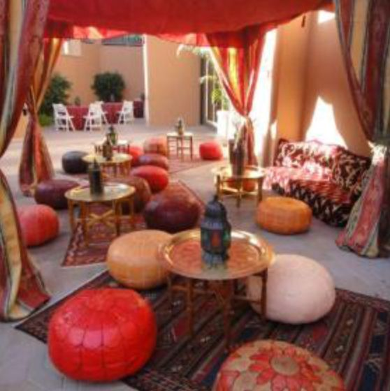 Moroccan themed party ideas arabian nights theme parties for Arabian nights decoration ideas