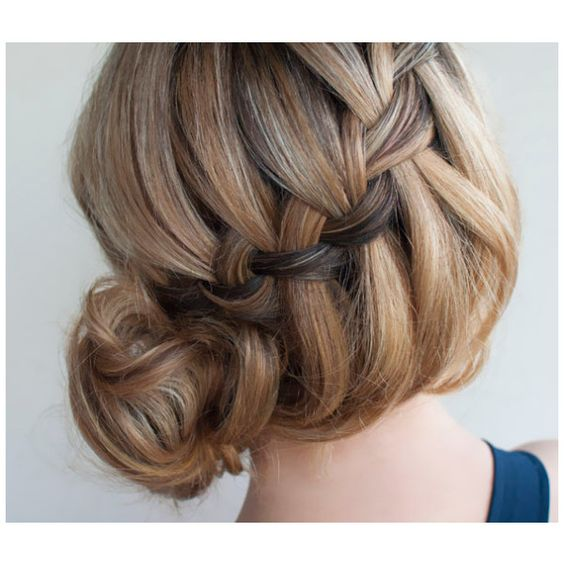Lovely ombre hairstyle ❤ liked on Polyvore