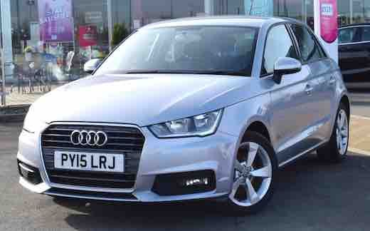2020 Audi A1 Audi A1 Audi