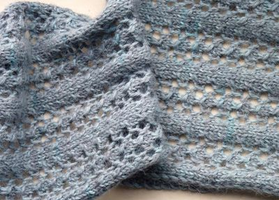 Beginner Lace Knitting Patterns : Pinterest   The world s catalog of ideas