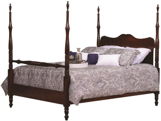 Warsaw Wooden Four Poster Bed Four Poster Bed Bedroom Design On