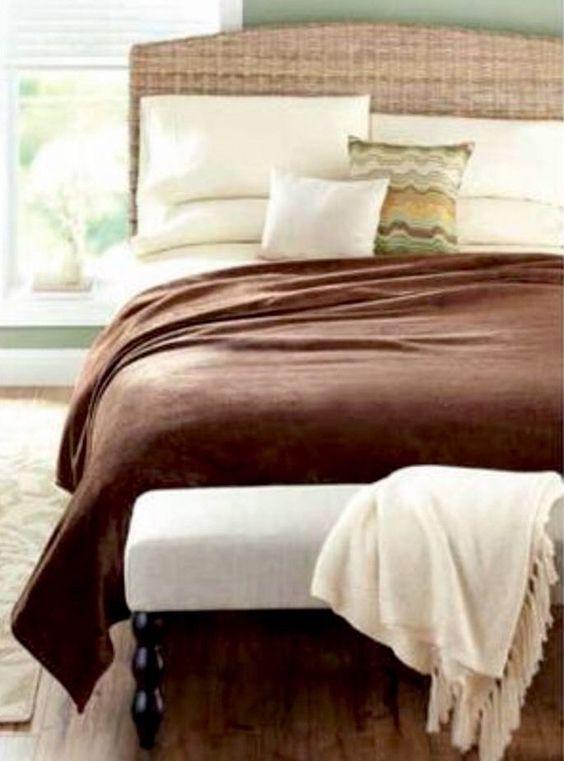 Details about King Velvet Blanket Better Homes Garden Plush
