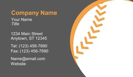 General equipment stores business cards baseball sports general equipment stores business cards baseball reheart Gallery