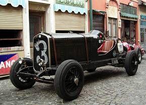 Museo de Automóvil. lIrigoyen 2265  Ciudad de Buenos Aires.