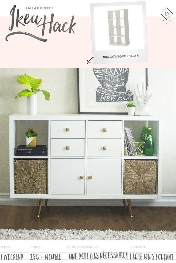 KALLAX IKEA HACK | Du petit doux ähnliche tolle Projekte und Ideen wie im Bild vorgestellt findest du auch in unserem Magazin . Wir freuen uns auf deinen Besuch. Liebe Grüße: