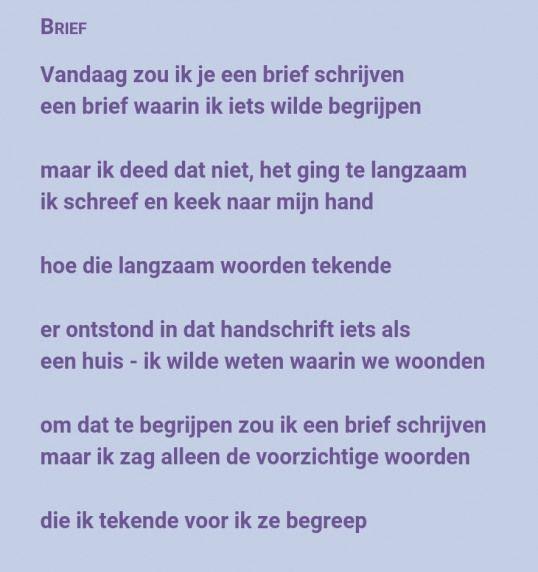 Gedicht Brief Van Rutger Kopland Briefs Briefs Schrijven In 2020 Brief Quotes Poetry