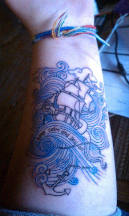 Tattoo Lovahs Kink Tattoos Models Waves