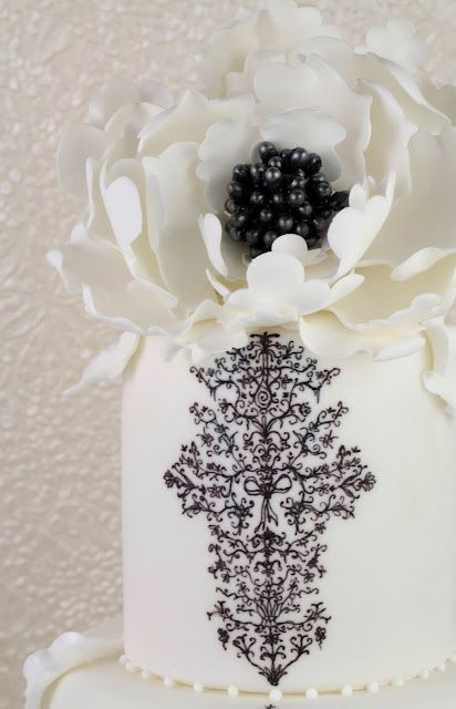 Cakes Haute Couture - Pasteles de Alta Costura