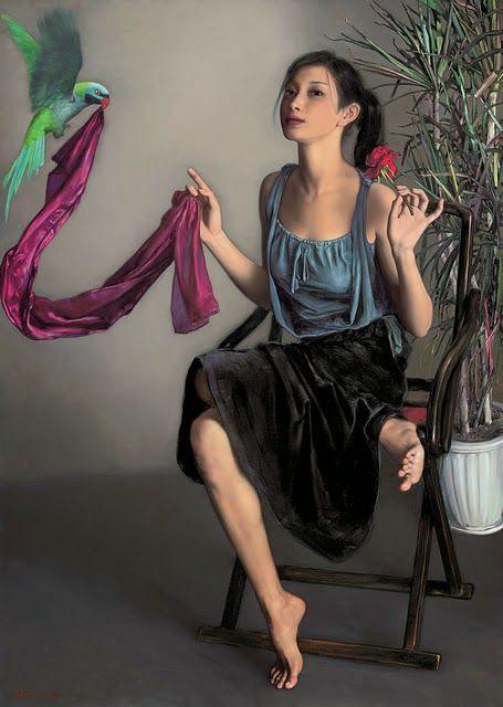 Por amor al arte: Li Gui Jun poramoralarte-exposito.blogspot.com455 × 640Buscar por imagen El único objetivo de este sitio es divulgar el conocimiento de estos pintores, a los que admiro, y que otras personas disfruten contemplando sus obras.