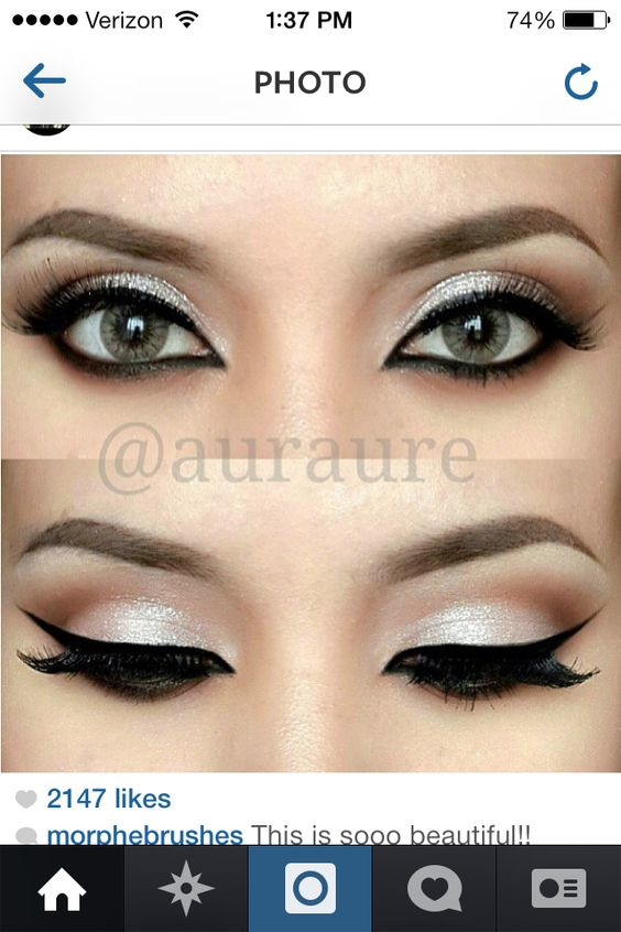 More prom makeup ideas