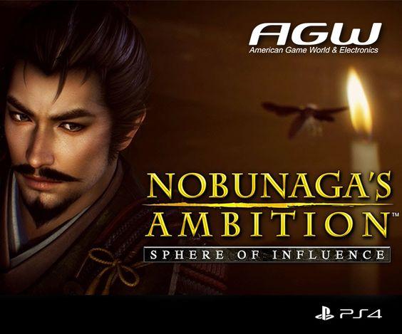 Conviértete en un Daimyo del período de la historia japonesa de los Reinos Combatientes en AMBICIÓN de Nobunaga, un juego de simulación histórica de la conquista y la dominación. Es el 30 aniversario de esta serie y esta versión actual, de Nobunaga AMBICIÓN: esfera de influencia, es la corona de la serie.
