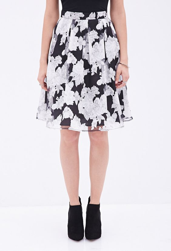 A Line Skirt Canada