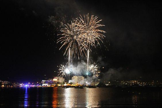 Fiestas de Sant Bartomeu Sant Antoni #Ibiza