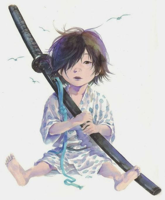 Sasaki Kojiro / 佐々木 小次郎 — Vagabond バガボンド