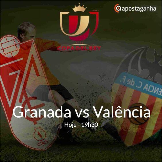 O primeiro jogo de hoje na Taça do Rei é entre Granada e Valencia... Confiram as opiniões dos nossos tipsters para o evento...  http://www.apostaganha.com/2016/01/14/prognostico-apostas-granada-vs-valencia-taca-do-rei-1111/  http://www.apostaganha.com/2016/01/14/prognostico-apostas-granada-vs-valencia-taca-do-rei-12121/  200 euros de bônus, cashout e um dos melhores live. Conheça a 10bet:  http://bit.ly/promo-10bet-AG  #apostas #apostaganha #apostasonline #taçadorei #futebol