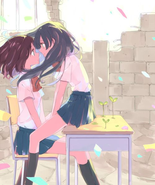Lesbian School Girl Orgy
