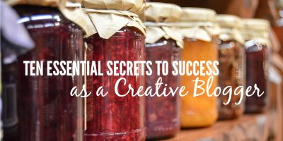 If you're a creative blogger, make sure you read this to find out if you're missing something!