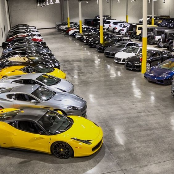 Starwood Motors Showroom- Dallas, TX. #cars #custom #auto