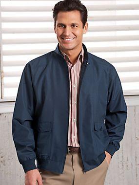 Lion's Den Microfiber Jacket   Haband