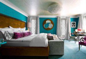 schlafzimmer-wandfarbe-schlafzimmer-blau
