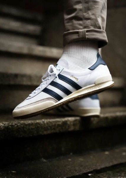 best adidas shoes to wear with jeans