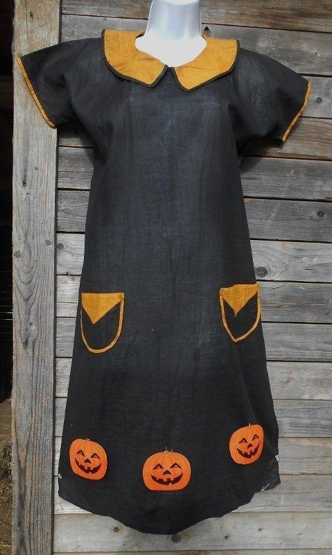 Antique Halloween Costumes | 1920's Antique Halloween Costume Dress | Halloween