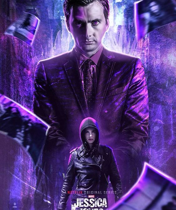 Kilgrave / Jessica Jones