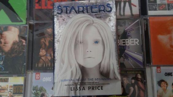 """""""Starters"""" escrito por Lissa Price:"""