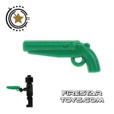 Brickarms - Sawn Off Shotgun - Green Army