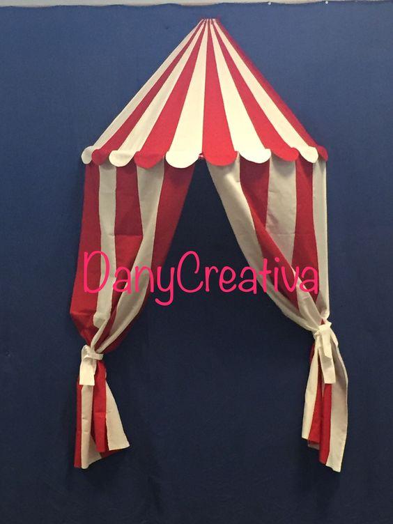 Baldacchino Circo