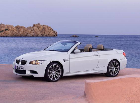OK - I'm partial to white, silver, and black (in that order :))) I think the only cars I've owned with the exception of one or two have been either white, black, or silver! I kind of like this one, too............. Bmw convertible |Its My Car Club