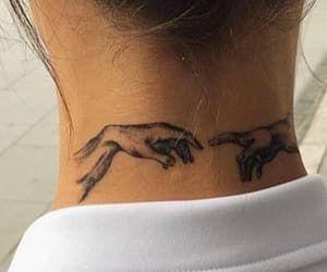 Tattoo Aesthetic And Tumblr Image Tattoos Neck Tattoo Back Of Neck Tattoo