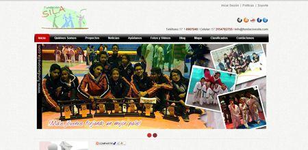Algunos de nuestros trabajos de desarrollo y diseño web