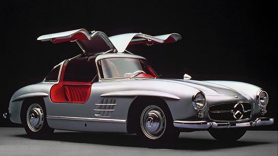 Come Fly With Me in the 18 Greatest Gull-Wing Cars | Man of Many